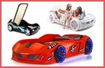 Кровати Машины детские