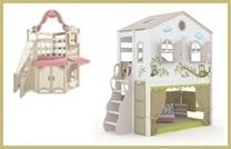 Кровать домик, Игровой домик