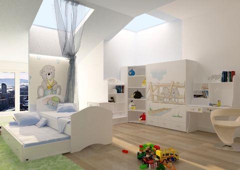 Детская мебель Мишки Адвеста для мальчика