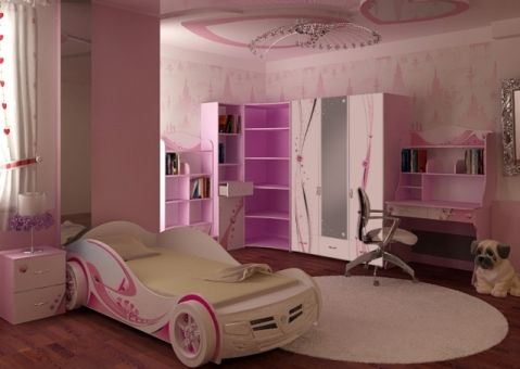 Детская мебель Princess Advesta