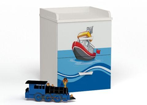 Прикроватная тумба Ocean Advesta