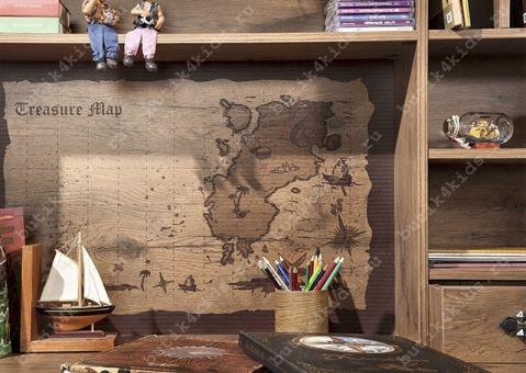 Приставка к письменному столу Black Pirate 20.13.1102.00