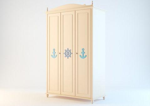Трёхдверный шкаф Винсенто
