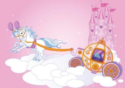 Карета для принцессы