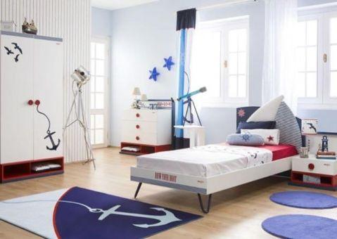 Кровать Nautica NT-1100, NT-1102