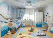 Детская кровать Ocean Advesta 190х90, 160х90