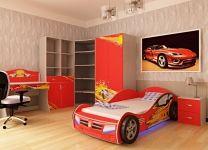 Кровать машина Champion