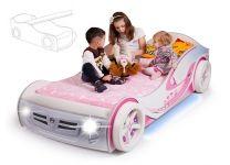 Кровать машина Princess