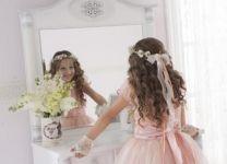 Зеркало Romantic RM-1800 для комода