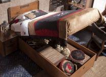 Кровать Black Pirate KS-1705 с подъёмным механизмом