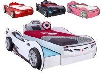 Кровать машина Coupe CRB-1306,1307,1310,1311 c выдвижной кроватью