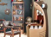 Письменный стол Акула Black Pirate KS-1103
