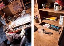 Письменный стол Black Pirate 20.13.1101.00