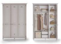 Шкаф Romantic RM-1002 трехдверный