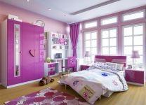 Детская мебель Виолетта