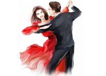 Фотообои Танцующая пара