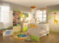 Детская мебель Саванна для новорожденных