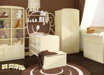 Детская мебель Ваниль для новорожденных