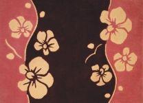 Ковер Орхидея