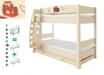 Кровать двухъярусная Формула