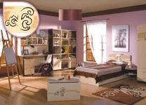 Подростковая мебель Карамель