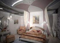 Дизайн: Спальня Эльф
