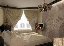 Дизайн: Спальня Лёгкий модерн