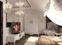 Дизайн: Спальня гостевая