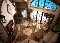 Дизайн: Холл в коттедже