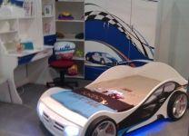Кровать-машина Advesta