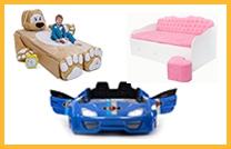 Детские кровати от 5 лет