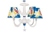 Лампы и люстры в детскую комнату