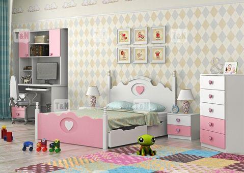 Детский шкаф трёхдверный Mary