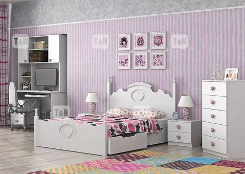 Детский шкаф двухдверный Mary