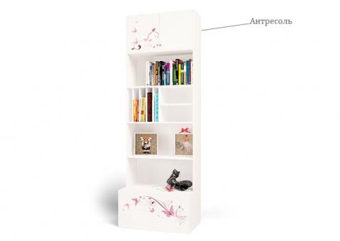 Антресоль для двухдверного шкафа и широкого стеллажа ABC
