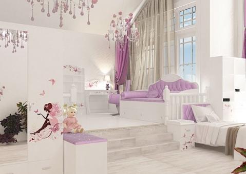 Мебель Фея Advesta со стразами для девочки