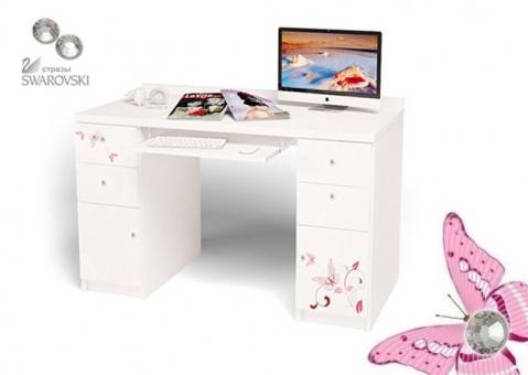 Компьютерный стол с тумбами Фея ABC