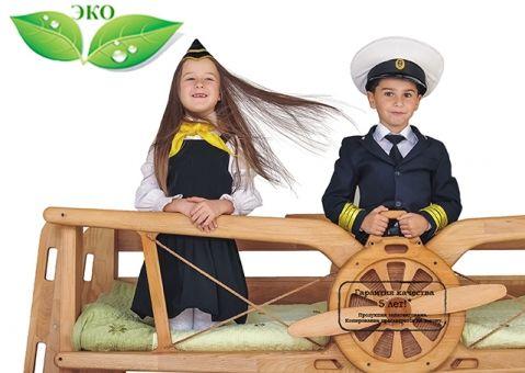 Детская мебель Буковка из дерева