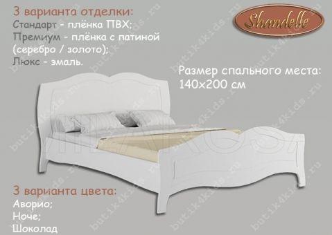Детская кровать Шандель Ш-02