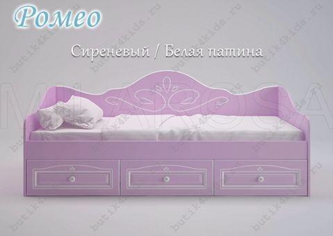 Диван-кровать Ромео RM-40