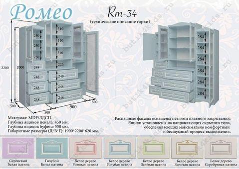 Горка Ромео RM-34
