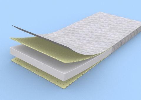 Латексный матрас Карло Ultra-Bebi толщиной 10см или 15см