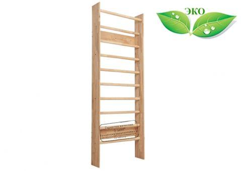 Шведская стенка-лесенка Лидер из дерева