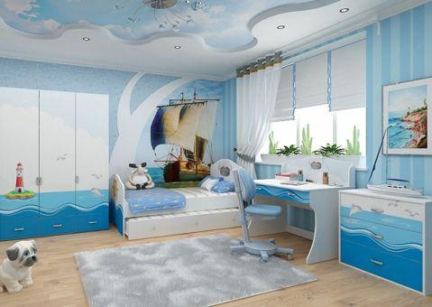 Детская мебель Ocean Advesta