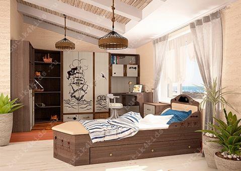 Детская мебель Пират Адвеста