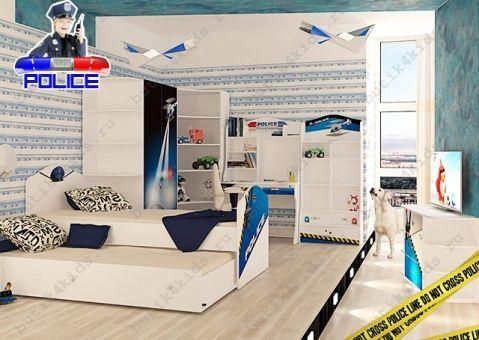 Детская мебель Police Advesta (Полиция Адвеста)