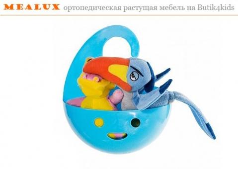 Детская корзинка для канцтоваров KP-01
