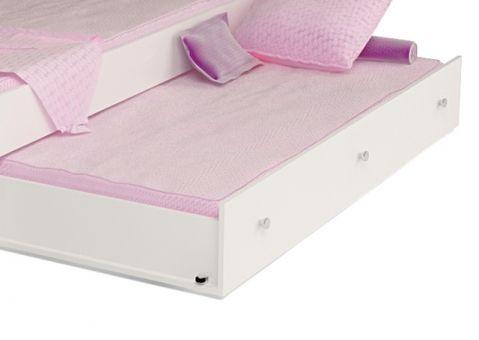 Кровать Фея БЕЗ мягкого изголовья со стразами
