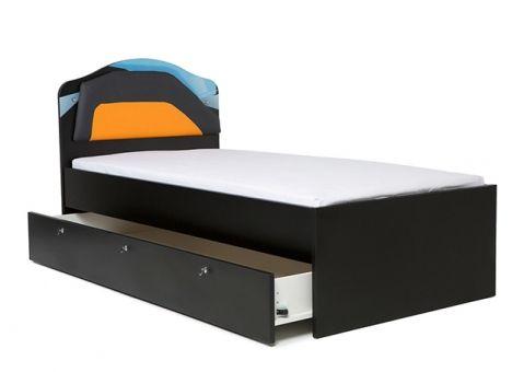 Кровать Pilot с мягким изголовьем