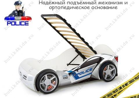 Кровать Машина Police Advesta